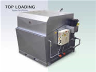JRI Top-Load Cleaning Systems